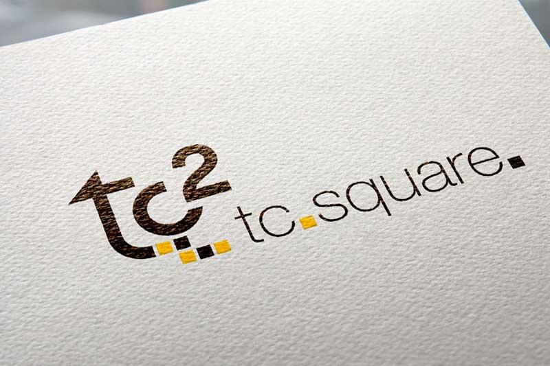 Branddesign für Stuttgarter Softwareunternehmen. Logodesign von Iris Hachtroudian eswirdeinmal.