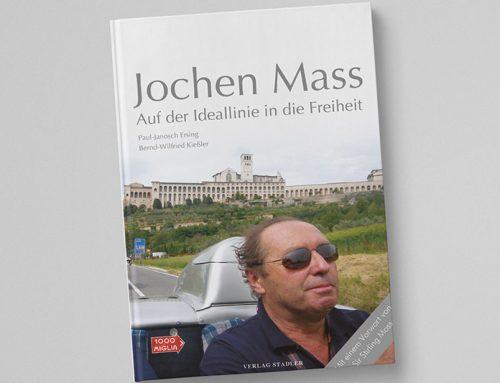Editorialdesign_Jochen Mass und die Mille Miglia