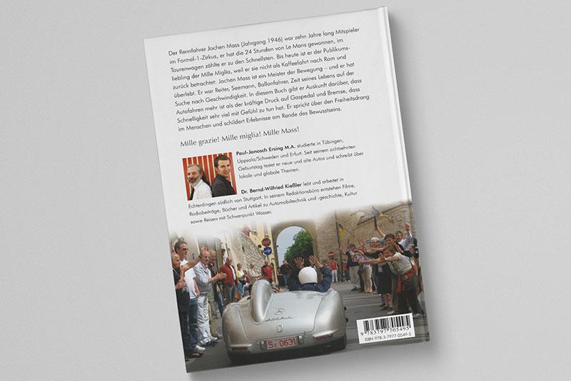 Arbeitsprobe Grafikdesign von Iris Hachtroudian aus Stuttgart. Editorialdesign für das Redaktionsbüro Kießler aus Stuttgart.