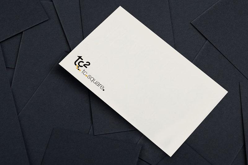 Logo für Stuttgarter Unternehmen gestaltet von der Grafikdesignerin Iris Hachtroudian.