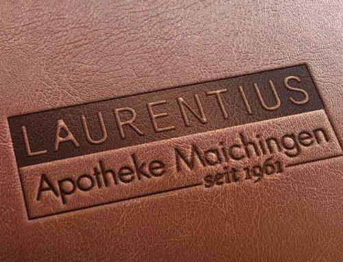 Logodesign für Apotheke
