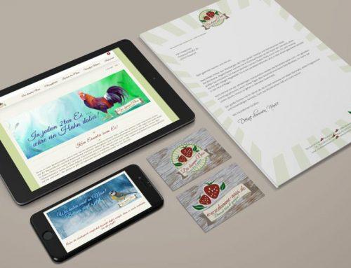Webdesign und Corporate Design eines WordPressblogs zum Thema Nachhaltigkeit und Ökosünden