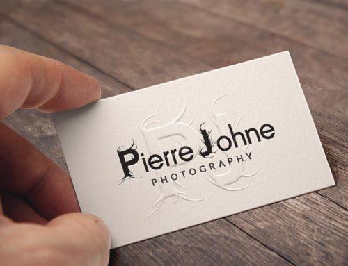 Logodesign Pierre Johne Fotografie